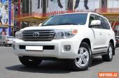 Toyota Land Cruiser 96000 2014