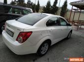 Chevrolet Aveo 13200 2012