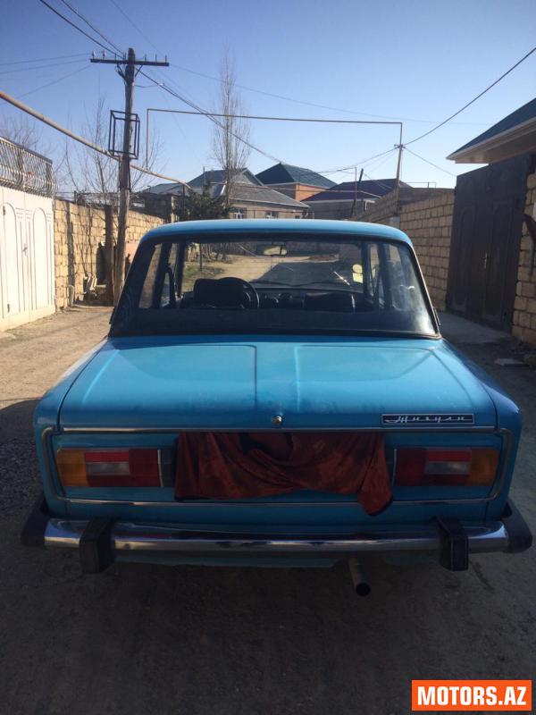 VAZ 2106 3300 1985