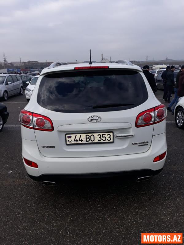 Hyundai Santa Fe 24000 2010