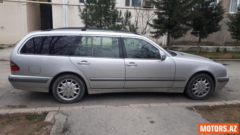 Mercedes-Benz 240 140000 2000