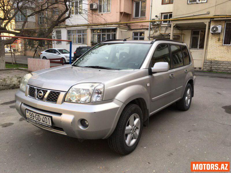 Nissan X-Trail 13500 2004
