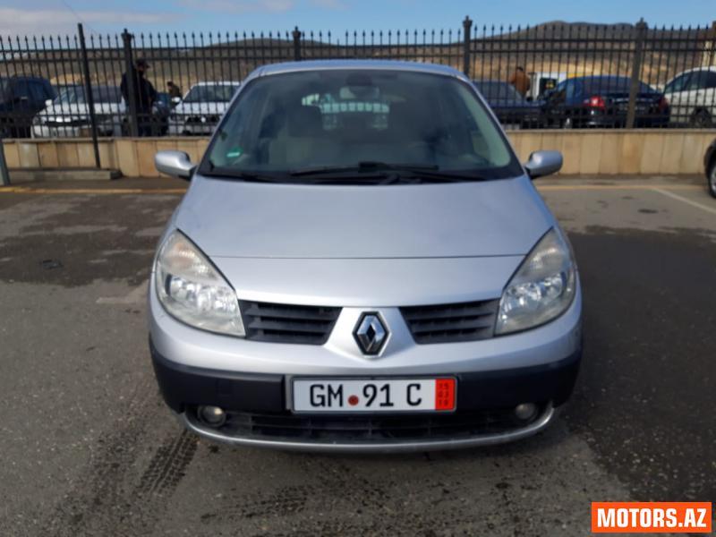 Renault Scenic 9100 2005