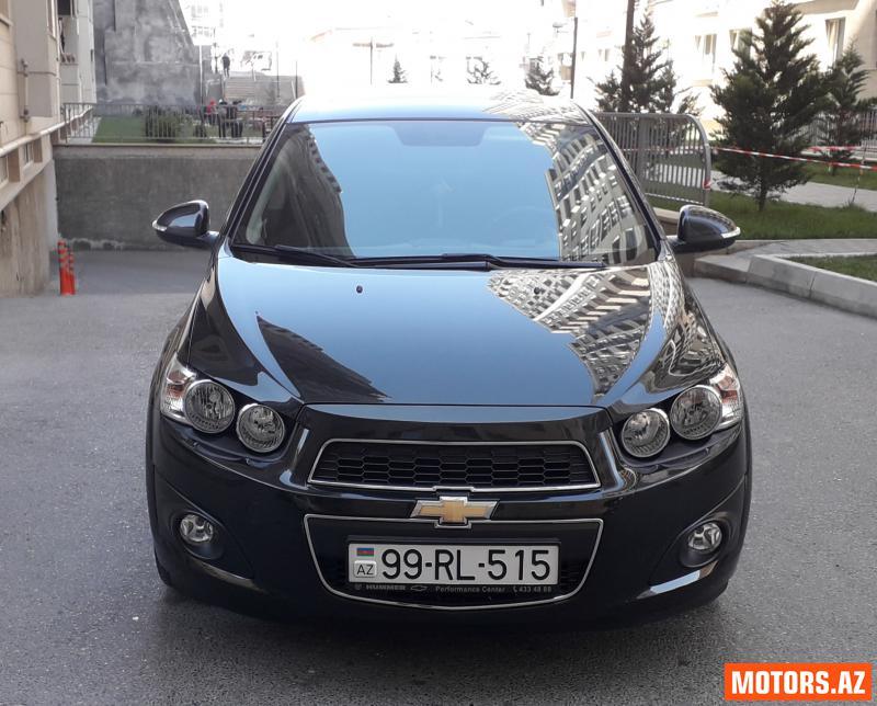 Chevrolet Aveo 17500 2015