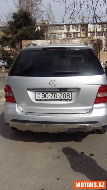 Mercedes-Benz ML 300 32500 2006