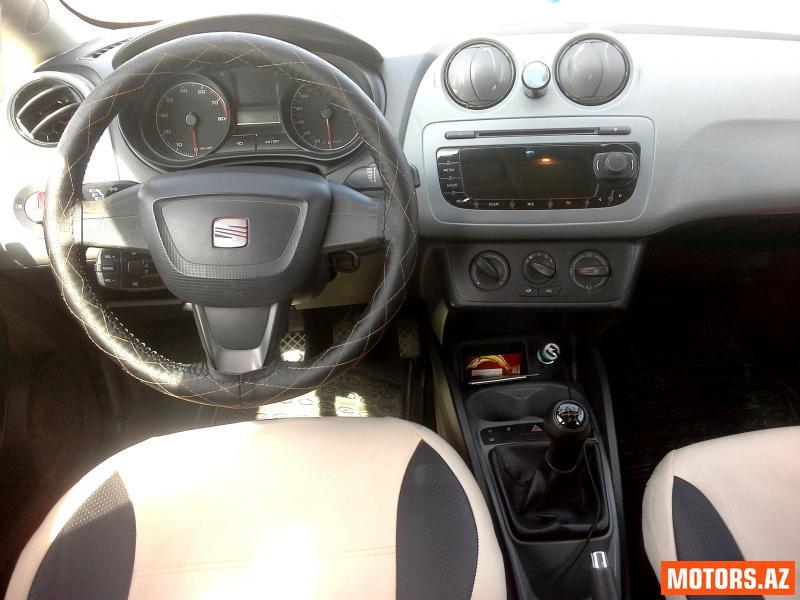 Seat Ibiza 13500 2012