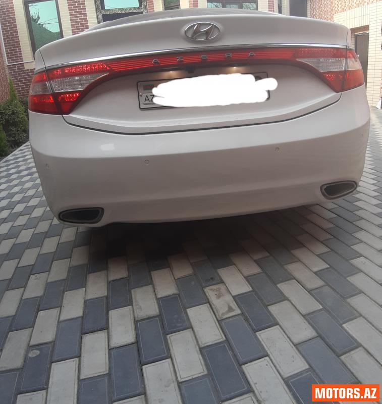 Hyundai Azera 30000 2012