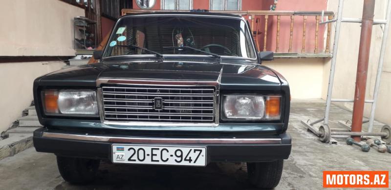 VAZ 2107 7100 2010