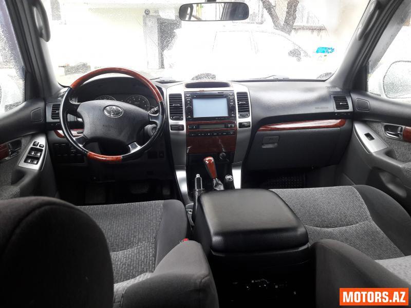 Toyota Prado 32500 2008