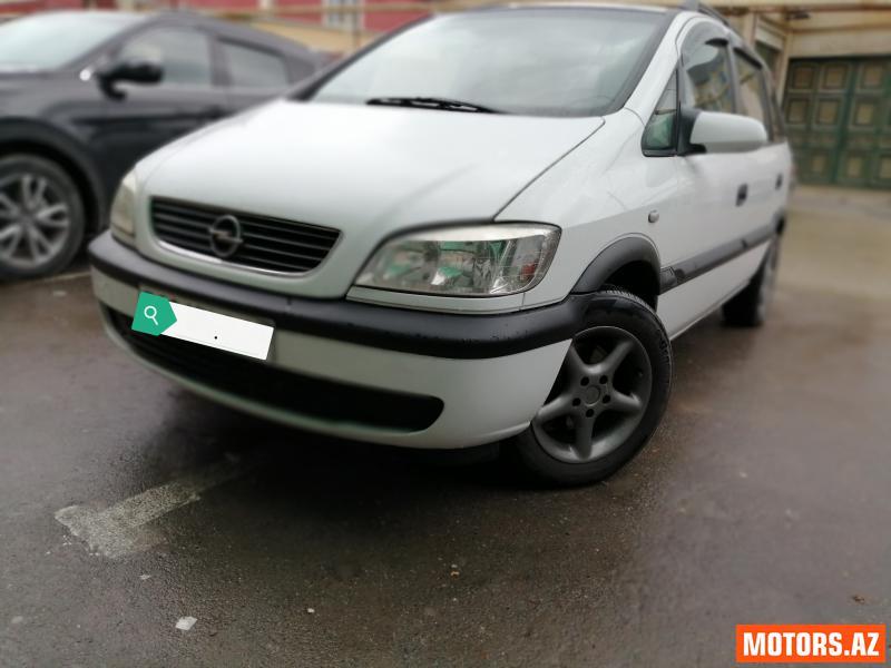 Opel Zafira 9300 1999