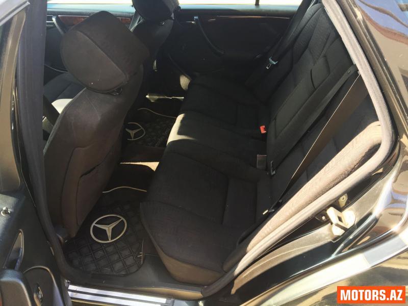 Mercedes-Benz C 220 13200 2000