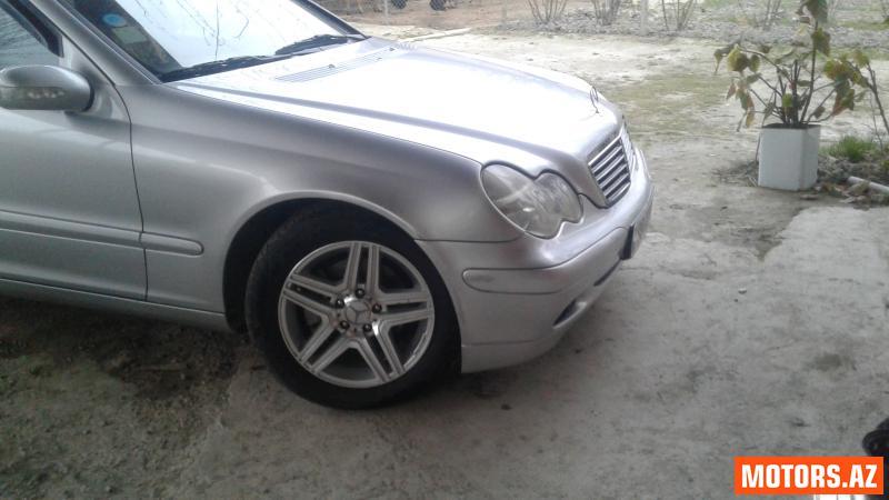 Mercedes-Benz C 200 12500 2000