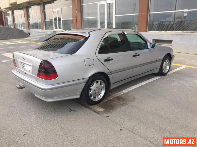 Mercedes-Benz C 230 9900 1997