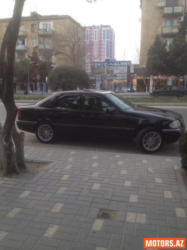 Mercedes-Benz C 180 7900 1995