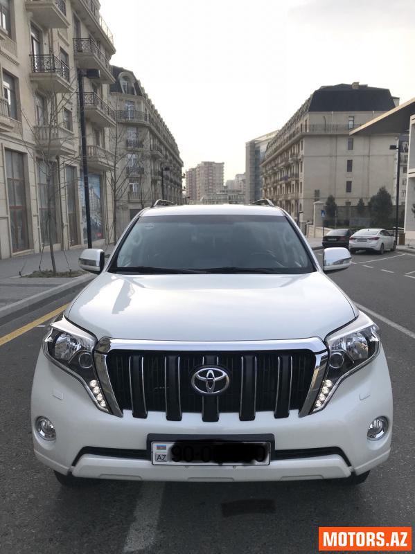 Toyota Prado 33000 2014