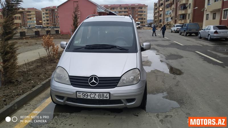 Mercedes-Benz Vaneo 7000 2003