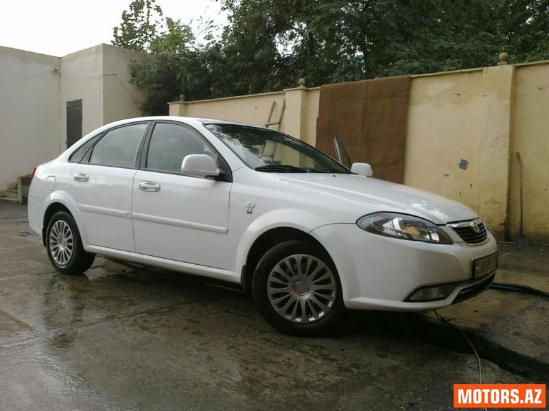 Daewoo Gentra 10500 2014