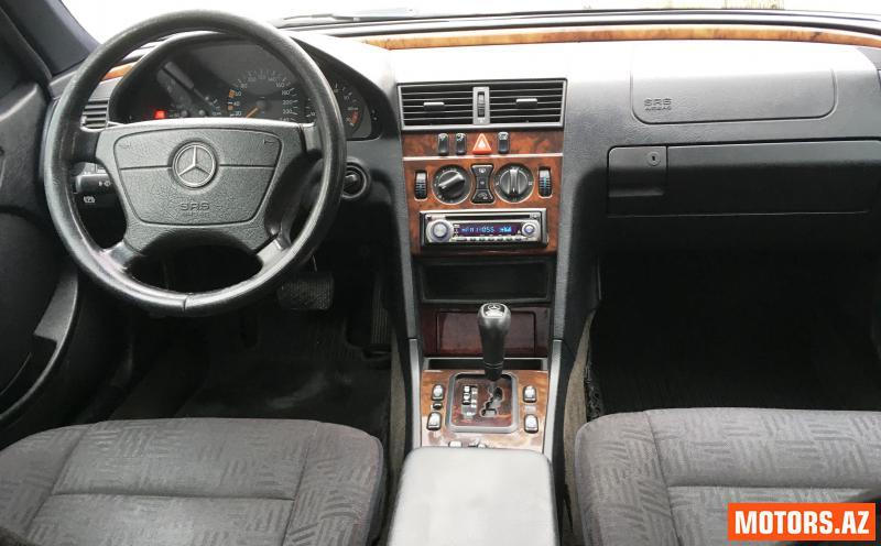 Mercedes-Benz C 180 12700 2000