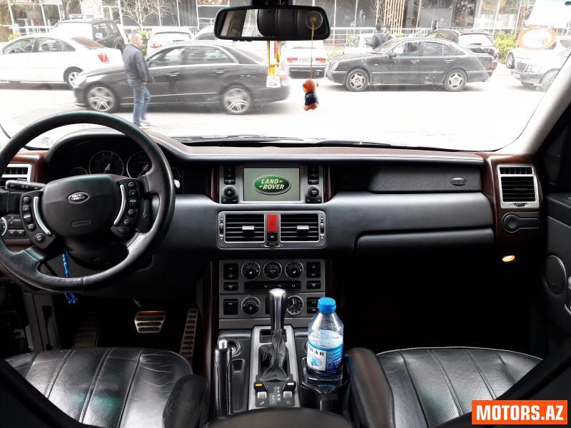 Land Rover Range Rover Evoque 17000 2006