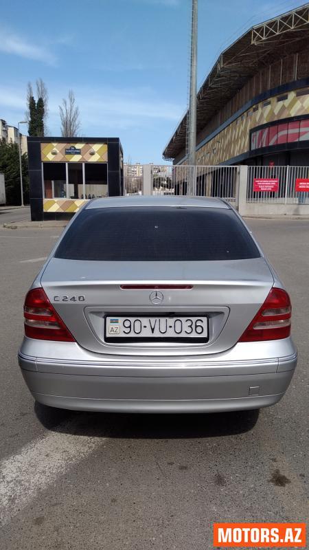 Mercedes-Benz 240 11700 2000