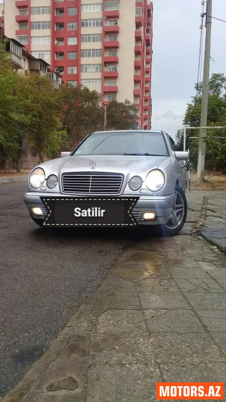 Mercedes-Benz 200 13200 1998