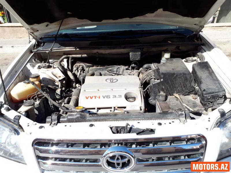 Toyota Highlander 16500 2006