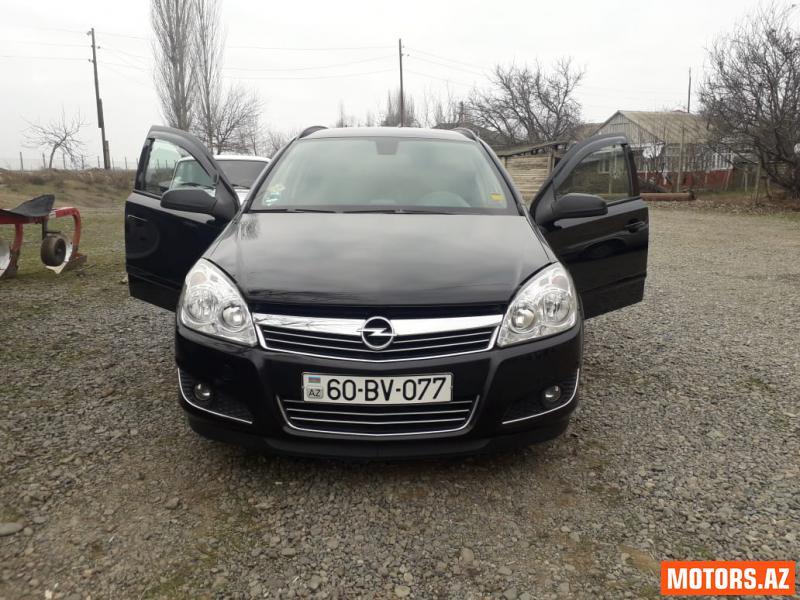 Opel Astra 14800 2007