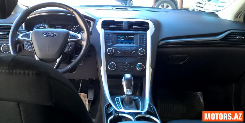 Ford Fusion 25800 2013