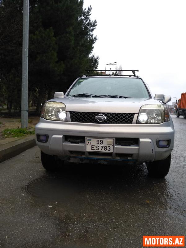 Nissan X-Trail 11300 2003