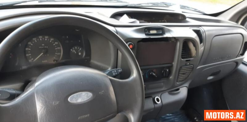 Ford Transit 17300 2002