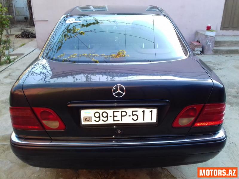 Mercedes-Benz E 200 11500 1998