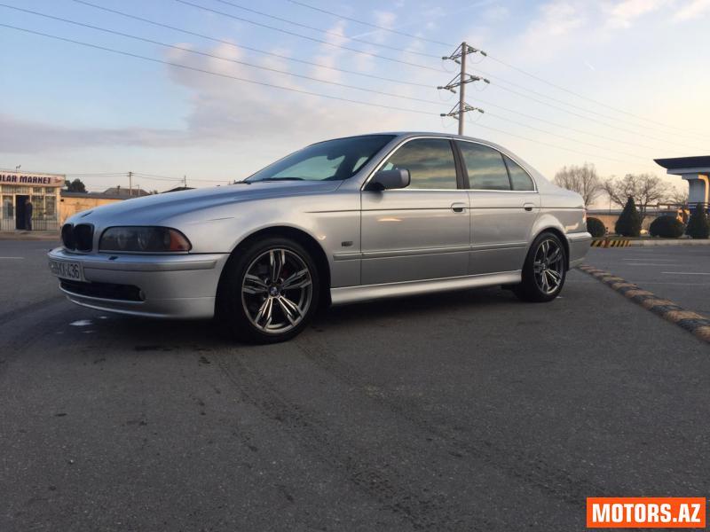 BMW 525 12000 2001