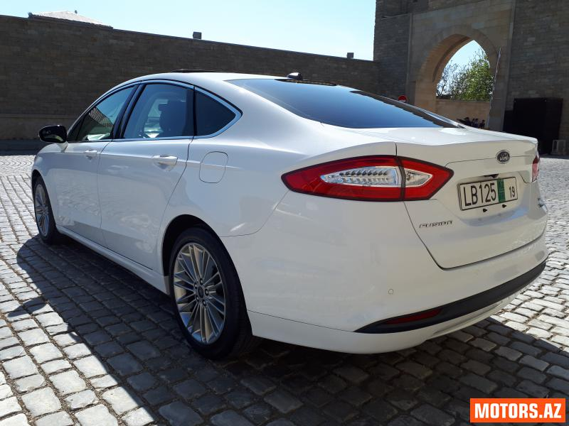 Ford Fusion 23700 2014