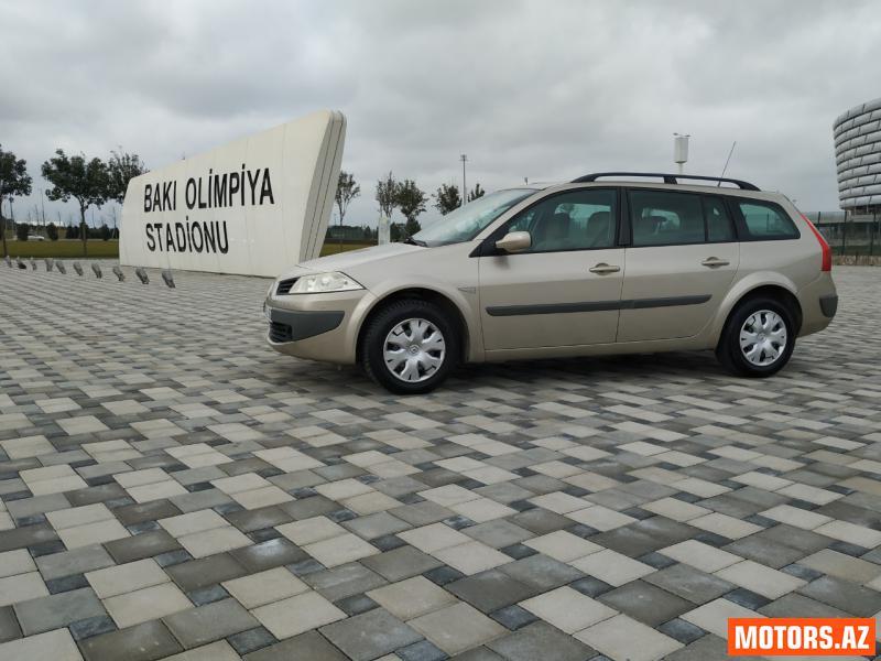 Renault Megane 10800 2007