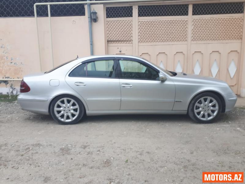 Mercedes-Benz E 270 14500 2002
