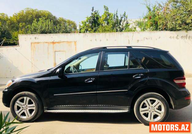Mercedes-Benz ML 350 34000 2008