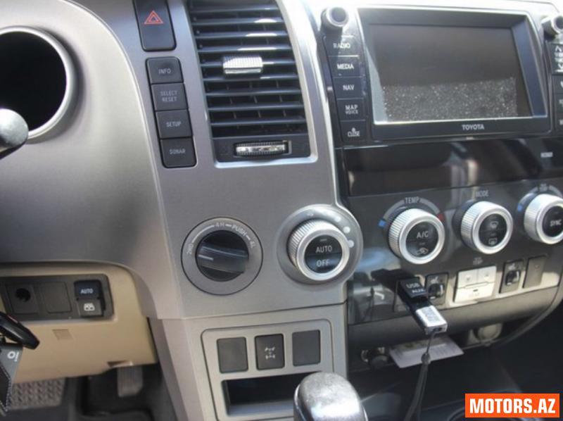 Toyota Sequoia 49000 2013