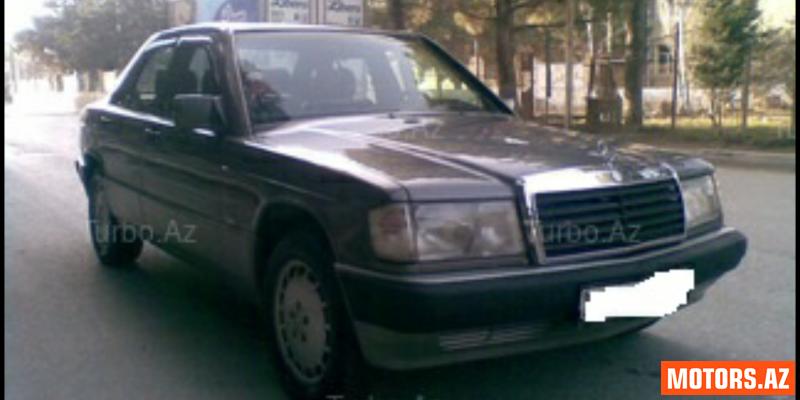 Mercedes-Benz 190 6000 1992