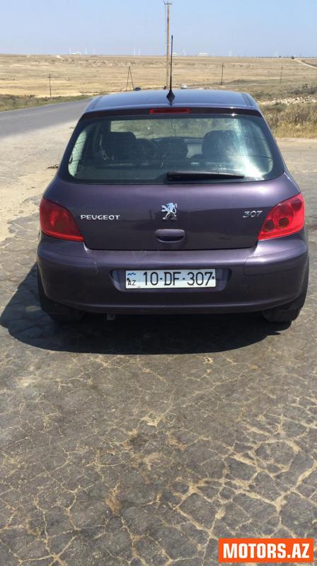 Peugeot 307 7200 2002
