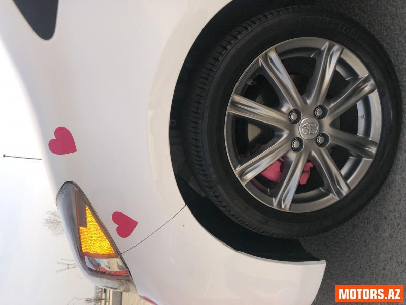 Toyota Yaris 18500 2012