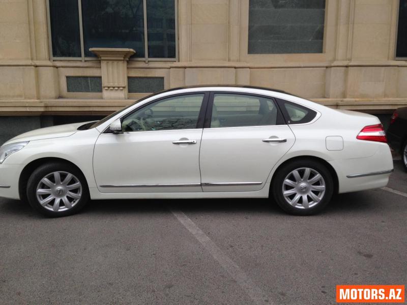 Nissan Teana 25000 2008