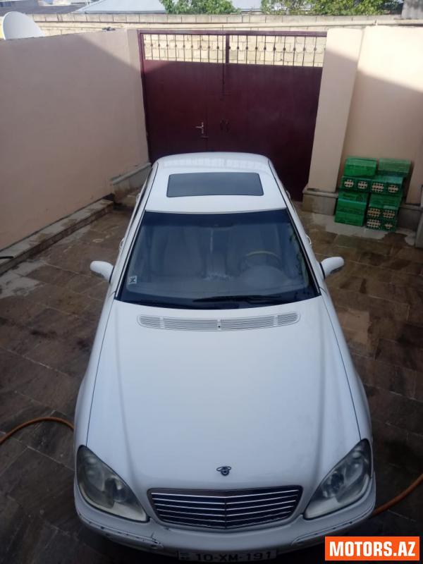 Mercedes-Benz 320 8500 2002