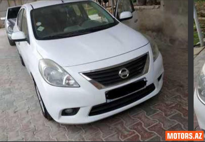 Nissan Sunny 12700 2012