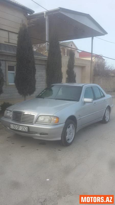 Mercedes-Benz C 180 10800 1997