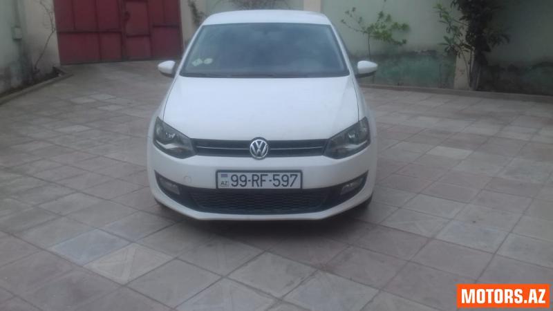 Volkswagen Polo 11000 2010