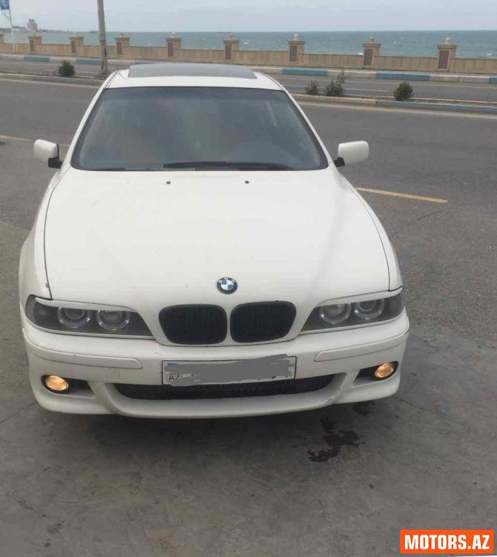 BMW 528 10000 1998
