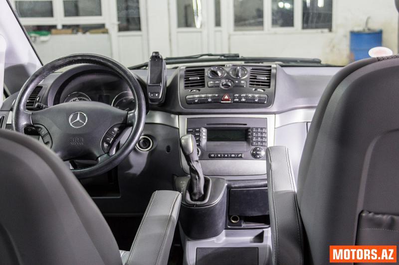Mercedes-Benz Viano 26000 2006