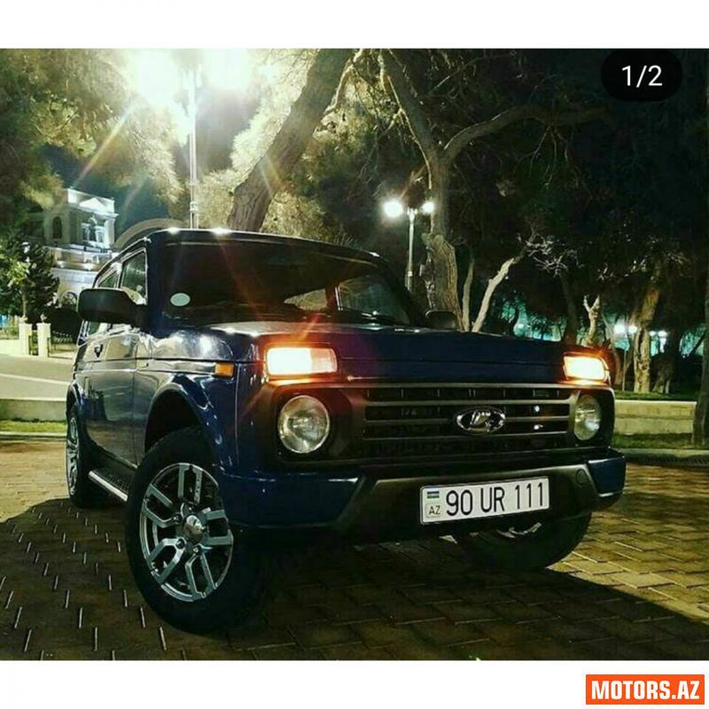 Lada Niva 13000 2014