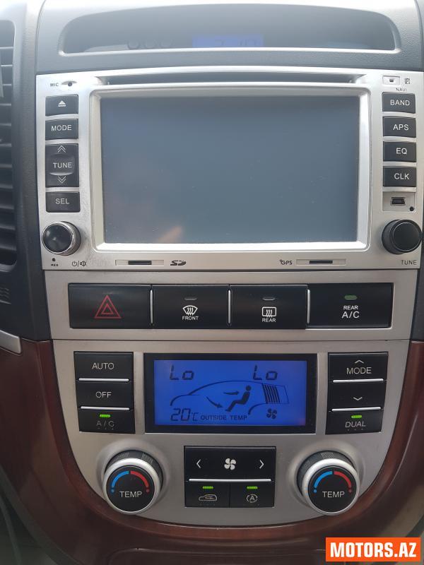 Hyundai Santa Fe 20700 2008