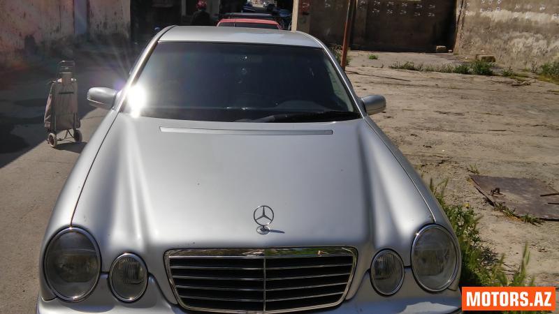 Mercedes-Benz E 270 14000 2001